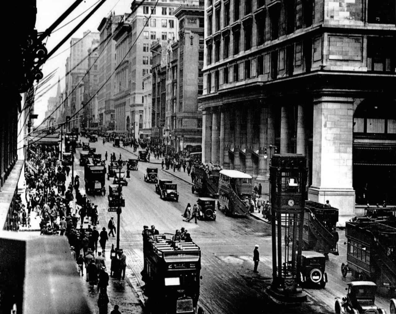 Из истории нью-йоркских светофоров aas