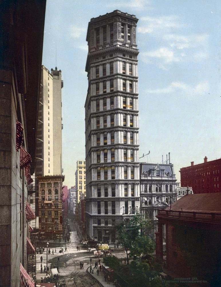 Increíbles fotos de Nueva York en el 1900