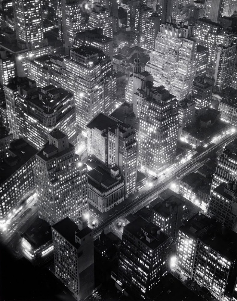 Berenice-Abbott-Night-View-1934