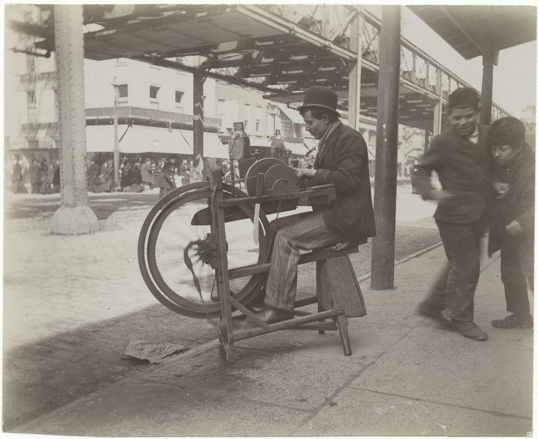 Grindstone. (1896)