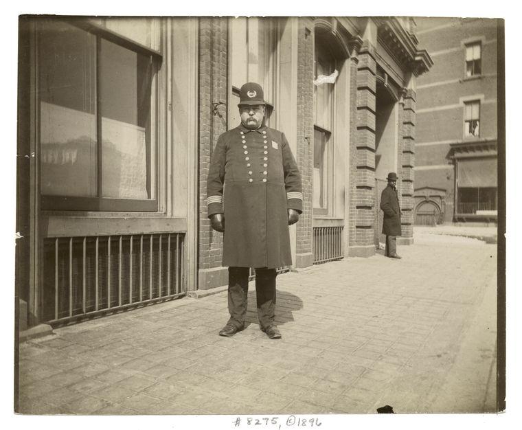 Policeman. (1896) 2