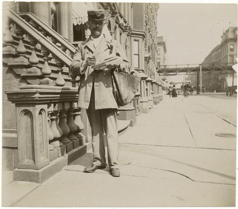 Postman. (1896) 4