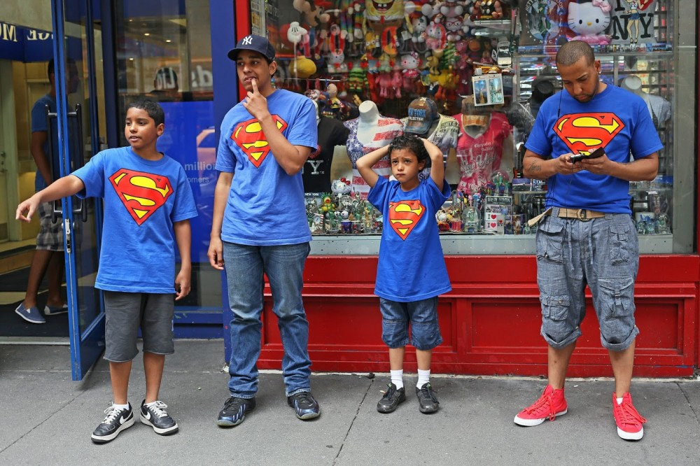 No Kryptonite Necessary
