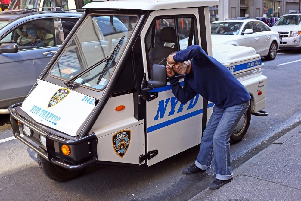 Policing Himself