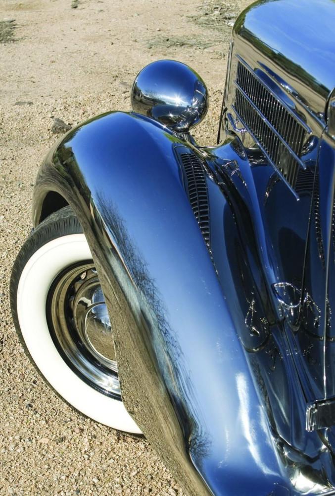 1936 Ford Tudor Deluxe sedan5