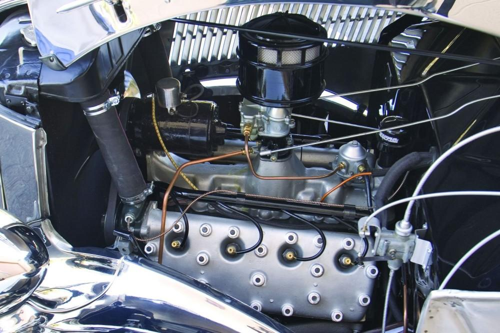 1936 Ford Tudor Deluxe sedan7