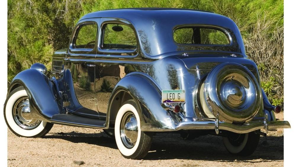 1936 Ford Tudor Deluxe sedan9