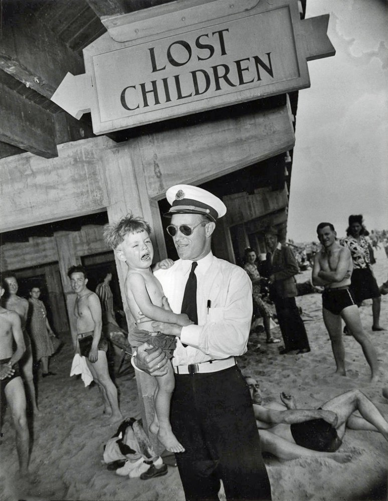 Weegee - Lost Children