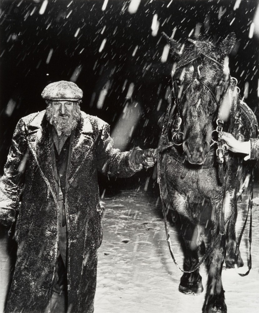 Weegee - Vegetable Dealer, 1946