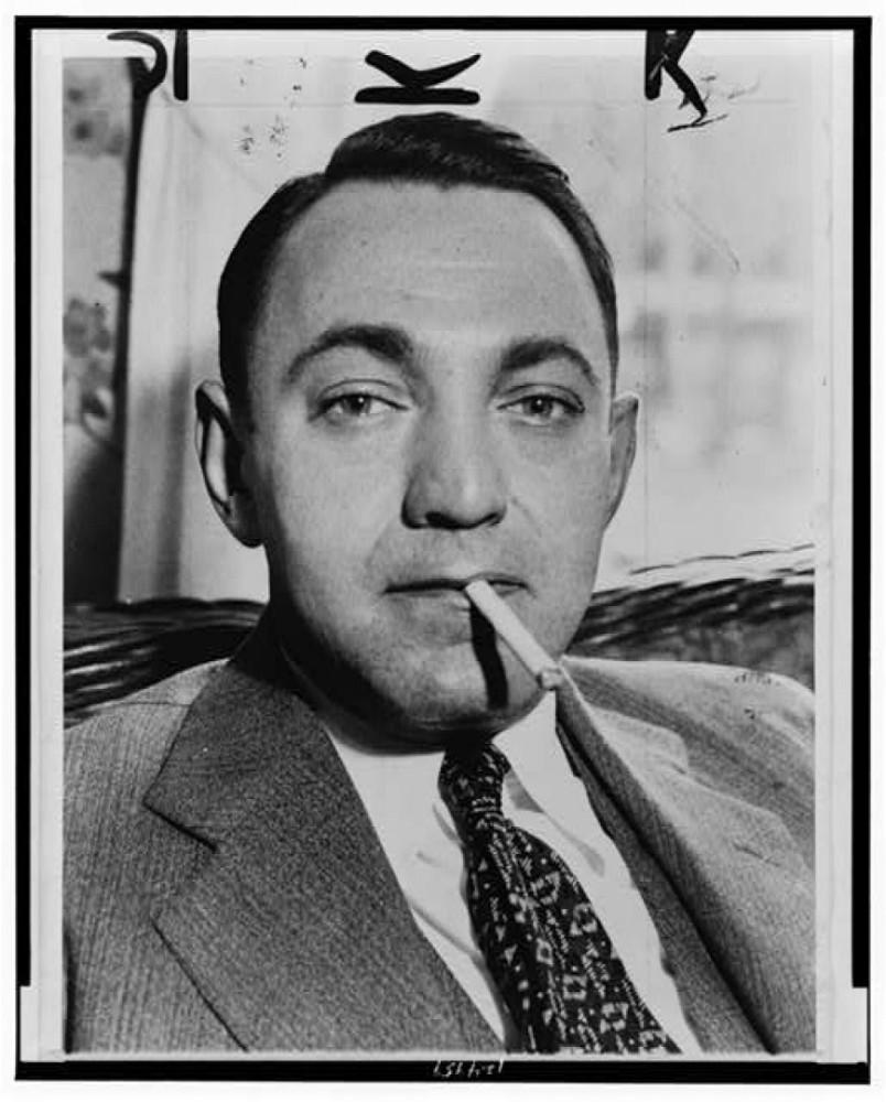 Счастливчик Лучано, или человек создавший американскую мафию Dutch-Schultz