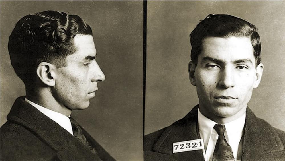 Счастливчик Лучано, или человек создавший американскую мафию lucianodo