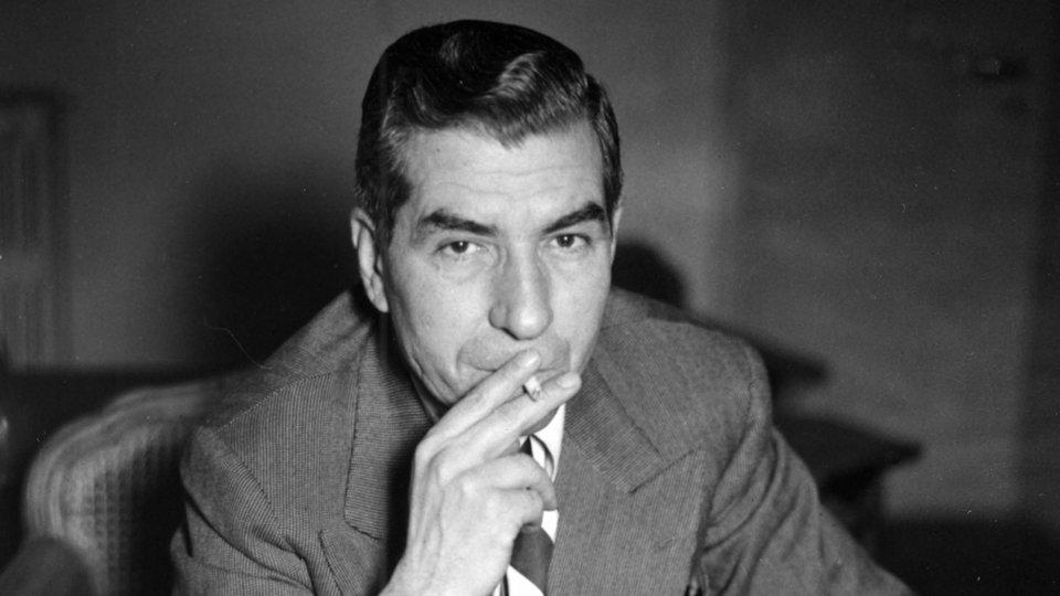 Счастливчик Лучано, или человек создавший американскую мафию smoke