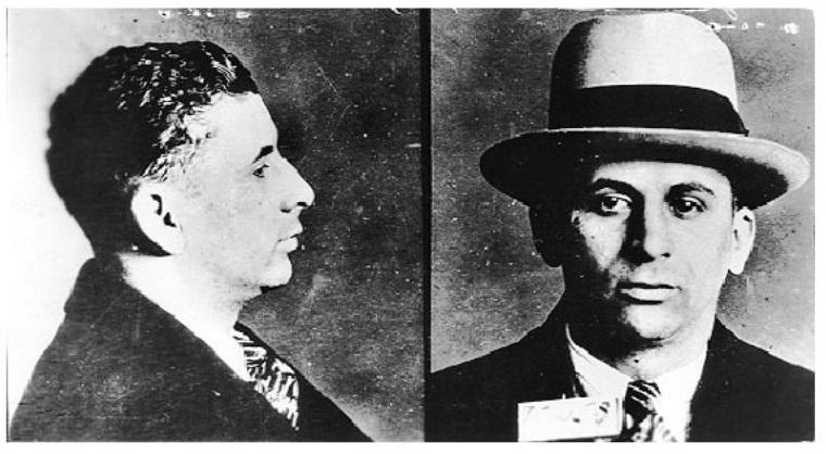 Счастливчик Лучано, или человек создавший американскую мафию Meyer_Lansky