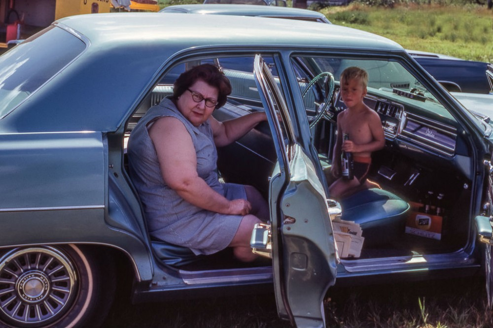 Америка 60-х в цвете