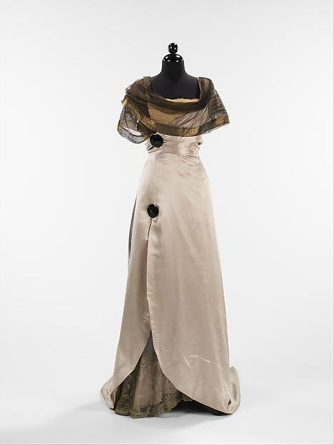 evening dress 1914 by callot souers -sic-