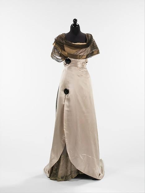 evening dress 1914 by callot souers -sic-