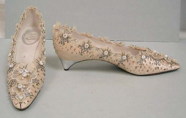 wedding shoes roger vivier for christian dior