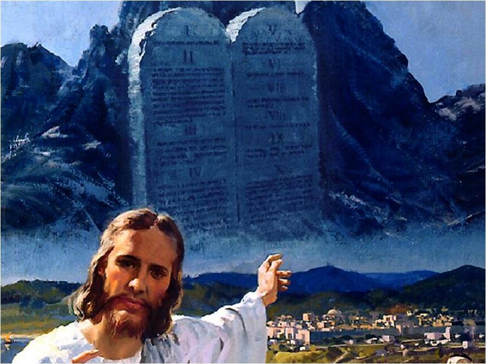 бог указывает картинки вокруг него