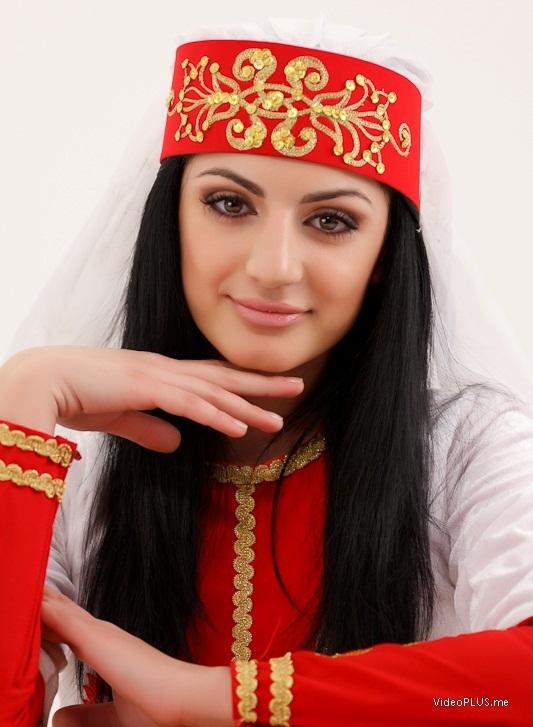 армянские девушки отрываются