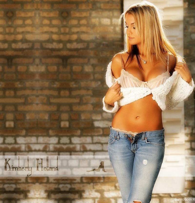 тёлки в джинсах фото