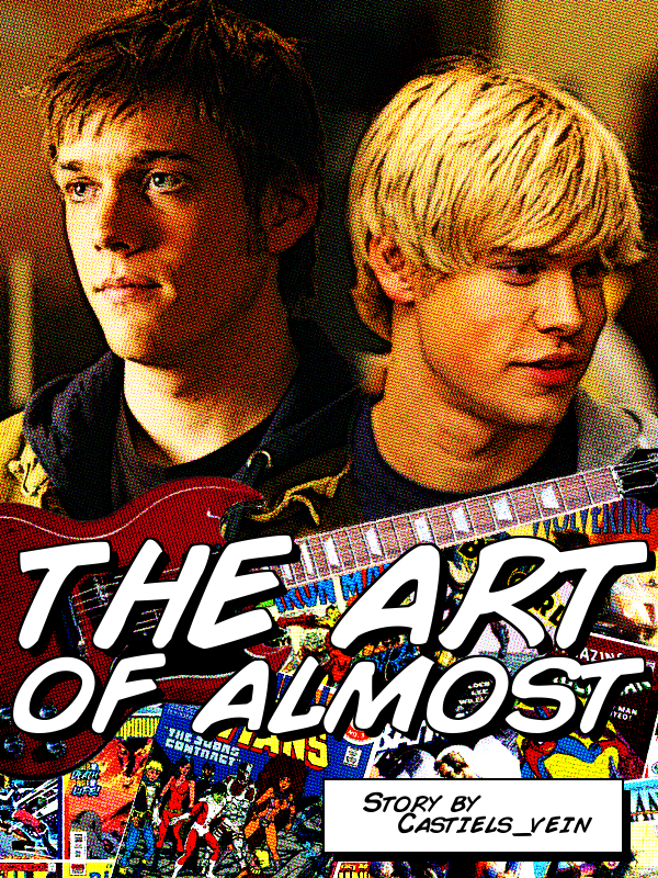 Adam Milligan Mini Bang 2012: The Art of Almost by Castiels_vein 001