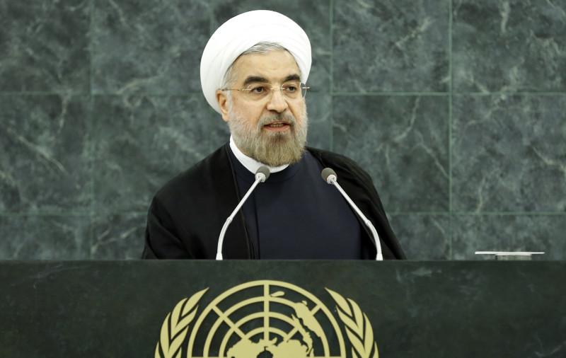 РЕЧЬ ПРЕЗИДЕНТА ИСЛАМСКОЙ РЕСПУБЛИКИ ИРАН ГОСПОДИНА ХАСАНА РОУХАНИ В ООН