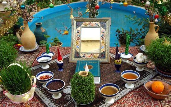 Иран праздник весны картинки