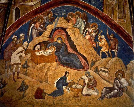 Рождество Христово и мистерии Митры