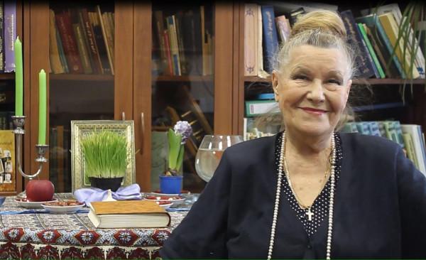 Ушла из жизни великолепный педагог и знаток персидского языка Татьяна Михайловна Маркина