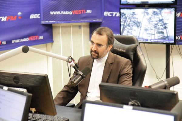 """Интервью в программе """"Железная логика"""" на радио """"Вести FM"""""""