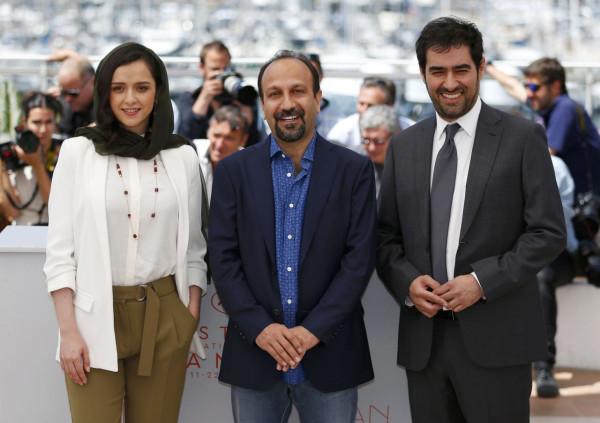 """Иранский фильм """"Коммивояжёр"""" получил премию Оскар"""