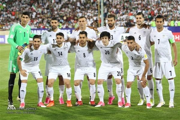 Сборная Ирана поедет на Чемпионат мира по футболу в Россию