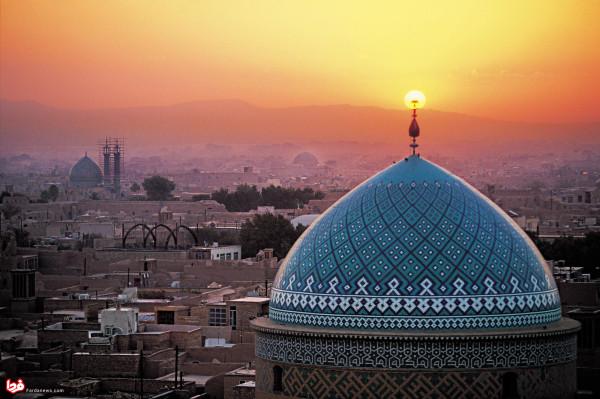 Исторический город Язд внесён в список Всемирного наследия ЮНЕСКО