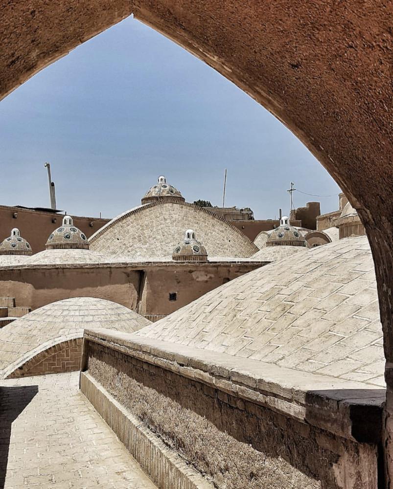 Крыша Базара