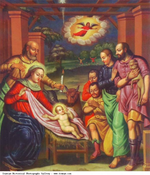 Paintings_Jolfa_Church_Birth