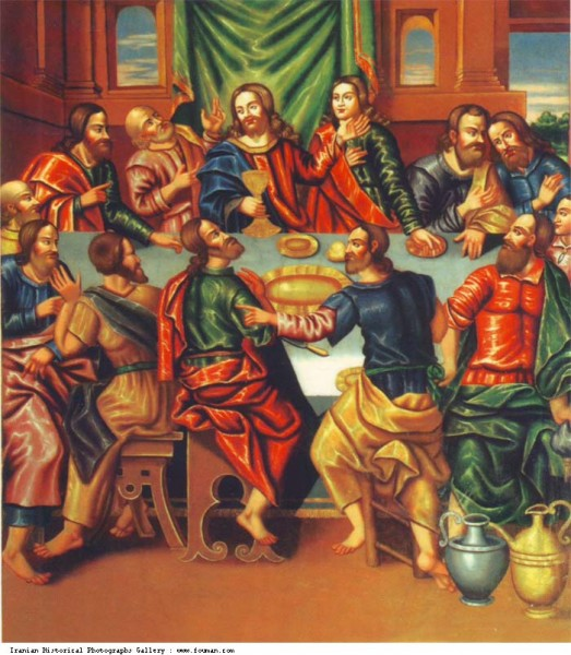 Paintings_Jolfa_Church_Last_Supper