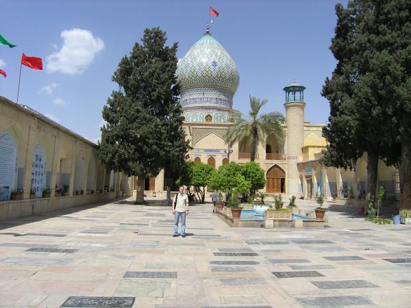 зеркальная мечеть