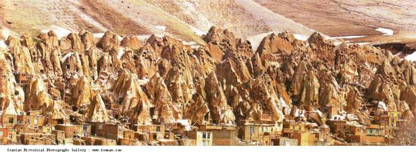 Kandovan_Village_Tabriz_Panorama