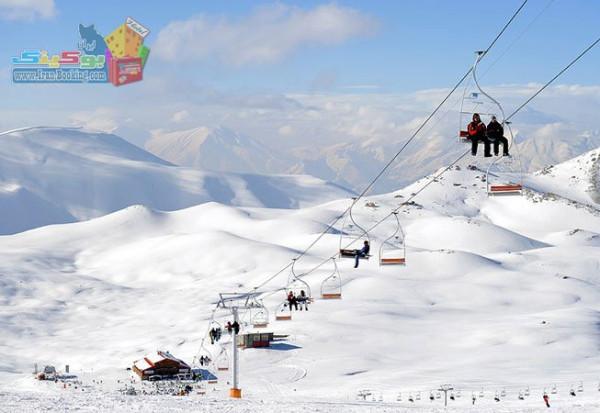 tochal-ski-tehran