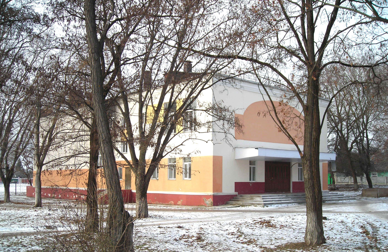 Здание кинотеатра Сокол до реконструкции, 2007 г. Фото из альбома проектной документации