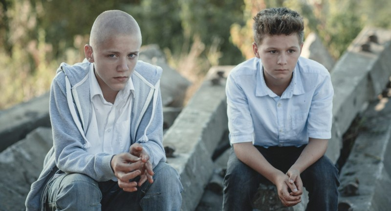 "Кадр из фильма ""Playground"", Польша, 2016"
