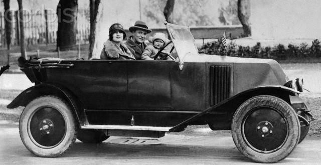 френсис 1924
