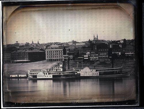 09  Цинциннати, штат Кентукки 1848 год