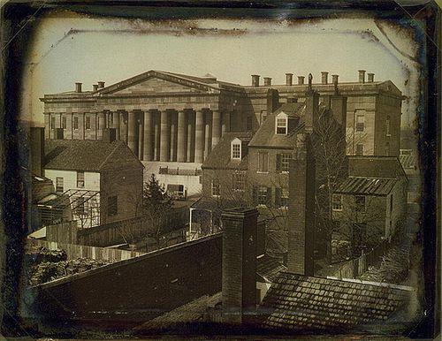 10  Вашингтон 1846 год