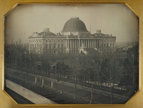 11  Капитолий, США, 1846 год