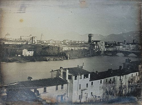 14   Пиза, Италия. 1845 год