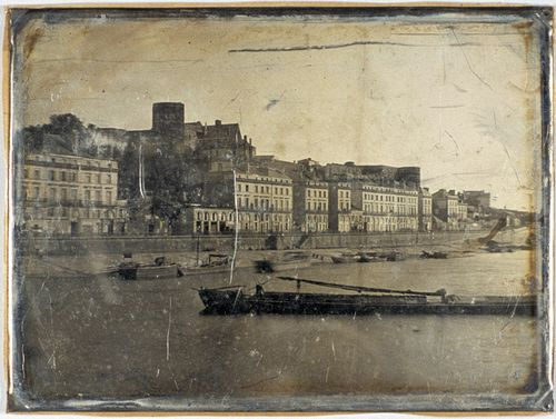 15  Франция. Гаванть Анже. 1848-1855 гг.