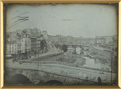 17   Набережная реки Сены 1839 год