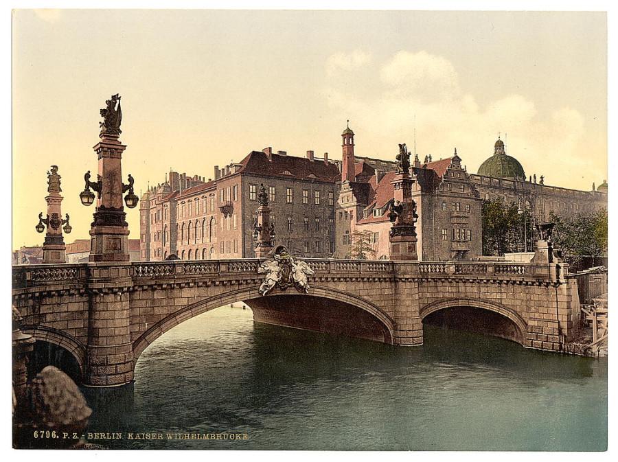 05  мост императора вильгельма в берлине