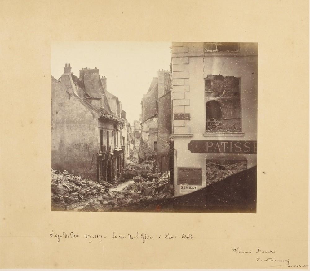 03  Осада Парижа 1870-1871 гг